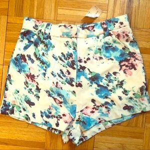 Pants - Never before worn floral print shorts